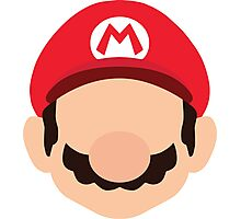Mario - Nintendo Photographic Print