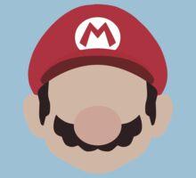 Mario - Nintendo One Piece - Short Sleeve
