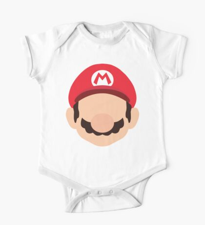 Mario - Nintendo One Piece - Short Sleeve