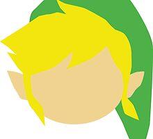 Toon Link by MoleFole