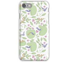 You are the apple of my eye 2 iPhone Case/Skin