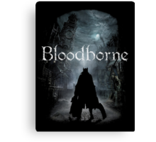 Bloodborne by AronGilli Canvas Print