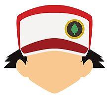 Pokemon Trainer Red by MoleFole