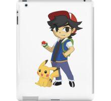 Toon Ketchum iPad Case/Skin
