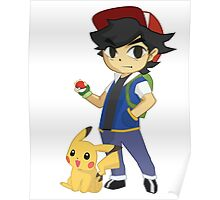 Toon Ketchum Poster