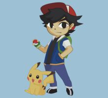 Toon Ketchum Kids Clothes