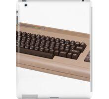 Commodore 64 - C64 - Vintage Home Computer - 8 Bit Classic iPad Case/Skin