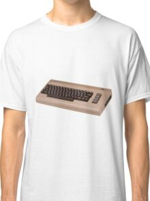 Commodore 64 - C64 - Vintage Home Computer - 8 Bit Classic Classic T-Shirt