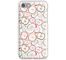 Tightly packed apples iPhone Case/Skin