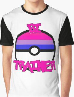 Pokemon - Bi Trainer Graphic T-Shirt