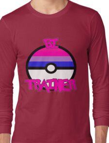 Pokemon - Bi Trainer Long Sleeve T-Shirt