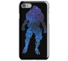 Mass Effect - Garrus (Blue) iPhone Case/Skin