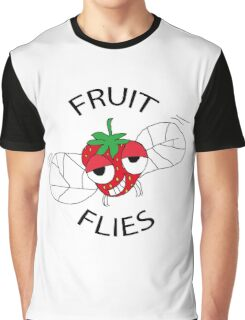 Fruit flies Graphic T-Shirt