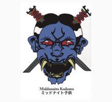 Middonaito Kodomo Logo by Midnightkids