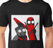 Deadpool and Colossus Unisex T-Shirt