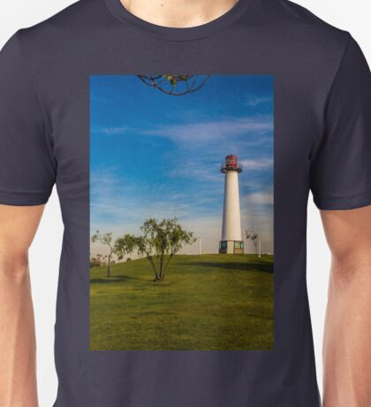 Marine Light Post Image By Rich AMeN Gill Unisex T-Shirt