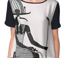 THOTH - Scribe of God  Chiffon Top