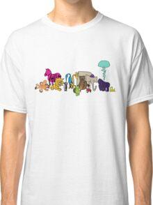 The Strange Menagerie Classic T-Shirt