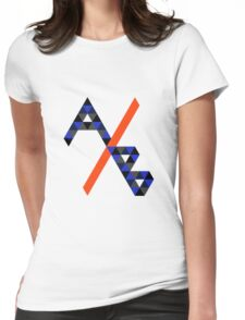 AB10 Originals Womens Fitted T-Shirt