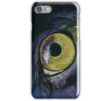 Panther Eye iPhone Case/Skin