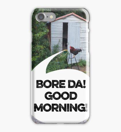 Bore Da! iPhone Case/Skin