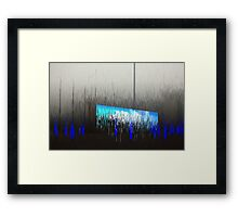 The Wired Framed Print