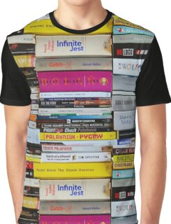 Fountain of Knowledge Graphic T-Shirt