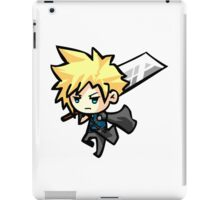Chibi Cloud Strife iPad Case/Skin