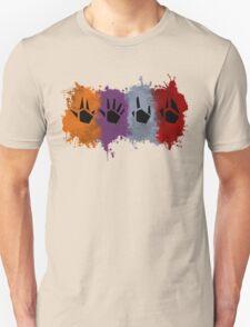 Prime Beams (Splatter) Unisex T-Shirt