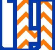 UF Logo Sticker