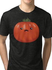 Tired Heirloom Tomato Tri-blend T-Shirt