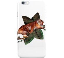 Sleeping Tiger iPhone Case/Skin
