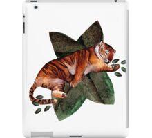 Sleeping Tiger iPad Case/Skin