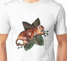 Sleeping Tiger Unisex T-Shirt