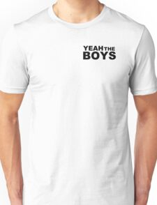 Yeah The Boys - Pocket Unisex T-Shirt