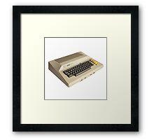 Atari 800 - Classic 8 Bit Computer - Retro 80s Framed Print