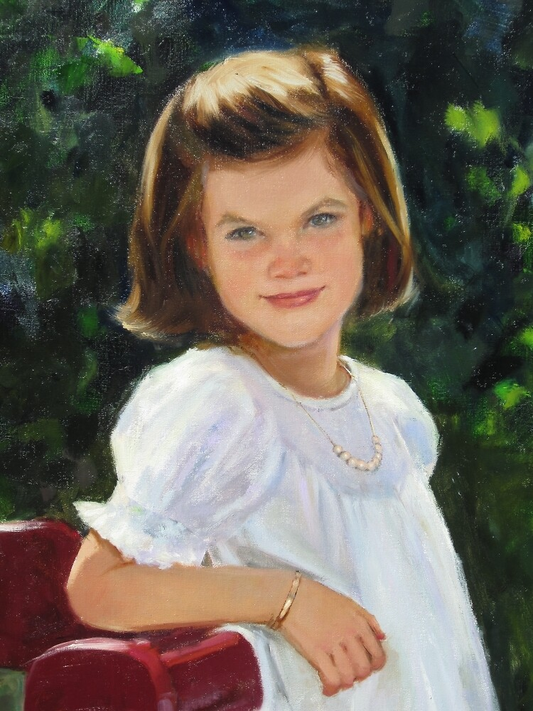 Mary Stewart by Chris Saper