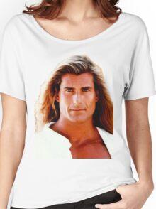 Yeah The Boys Fabio Women's Relaxed Fit T-Shirt