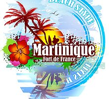 Martinique by dejava