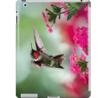 Ruby Garden Jewel iPad Case/Skin