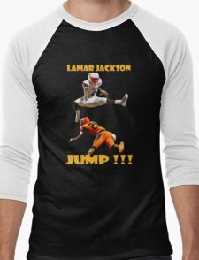 LAMAR JACKSON IN ACTION T-Shirt