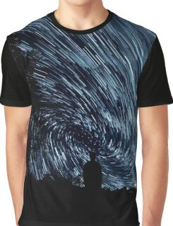 Night Swirls Graphic T-Shirt