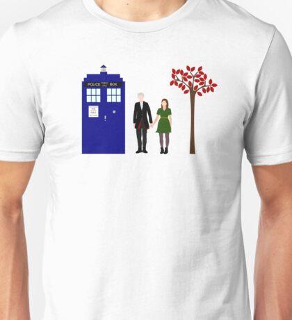 Twelve and Clara Unisex T-Shirt