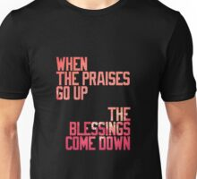 BLESSINGS. Unisex T-Shirt