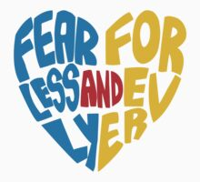 Fearlessly and Forever Kids Clothes