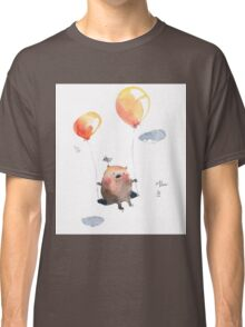 Bear with balloons Classic T-Shirt