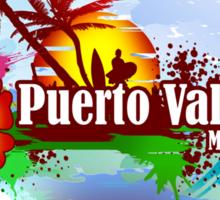 Puerto Vallarta Mexico Sticker