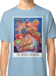 Street Fighter II Frank Ocean Shirt Classic T-Shirt