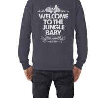 Welcome to the jungle Lightweight Hoodie