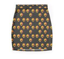 Bowser art Mini Skirt